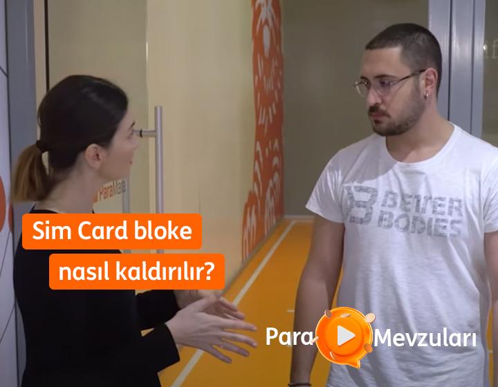 Sim Card Blokesi Nasıl Kaldırılır?